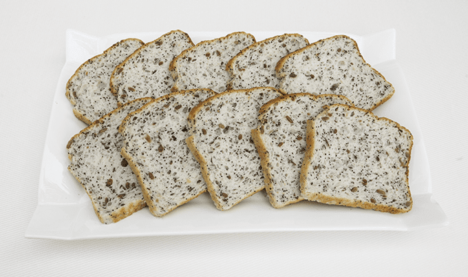 Multi Grain Bread slices